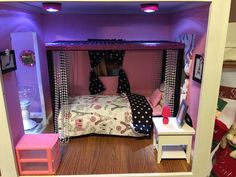 139 Best DIY bedroom ideas and inspiration American Girl ...