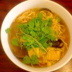 Thanks for following me  - 4件のもぐもぐ - Vegetarian Bak Kut Teh by Herenna Ngu Hoi Hiong