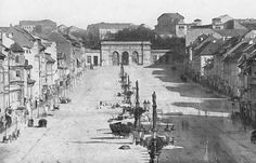 Old Pictures, Old Photos, Prague Photos, Heart Of Europe, Prague Czech, World Cities, History Photos, Historical Photos, Czech Republic