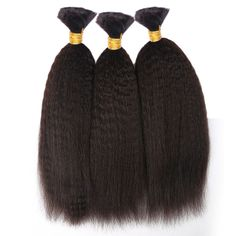 "12"" 28"" Human Braiding Hair Bulk Brazilian Kinky Straight Bulk Hair For Braiding Brazilian Virgin Braiding Hair Natural Color-in Human Hair Extensions from Health & Beauty on Aliexpress.com | Alibaba Group"