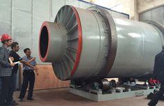 three cylinder rotary dryer,contact us:lipu@lipuchina.com