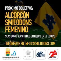 Alcorcón Smilodons Femenino