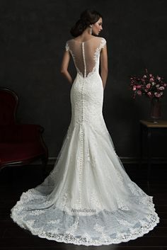 Amelia sposa 2015 - karolina; love the back of the dress