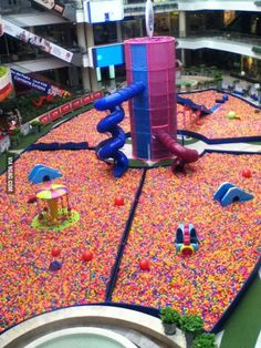 I would definitely jump in that!