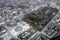 Israels Plads by Sweco (Copenhagen, DK)