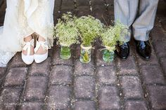 vintage wedding Old Luxters Barn   bride and groom's shoes  @ wendy grant photography wedding-photographer-luxters-barn