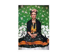 Impresión sobre lienzo Frida Kahlo V - 55x75 cm