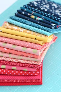 Cake Mix pre-cuts friendly quilt patterns - Diary of a Quilter - a quilt blog