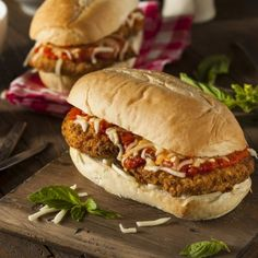 Better Than Burger King's Classic Italian Chicken Sandwich