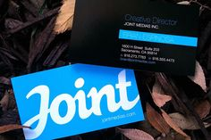 Joint Medias Business Cards