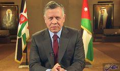 عبد الله الثاني يشدِّد على وجوب احتواء…:  أكَّد العاهل الأردني الملك عبد الله الثاني، اليوم الأربعاء، على أهمية تحقيق السلام بين…