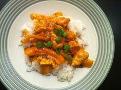 Patak's Spicy Butter Chicken on North Shore Mama blog (www.northshoremama.ca)
