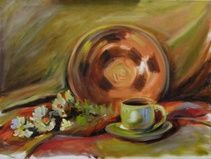 A visual display of paint works by Canadian artist Cheryl Todd Shergold. Residing in Crossfield, Alberta - Cheryl paints in oils, acrylics and watercolor. Visual Display, Canadian Artists, Cheryl, Wrapped Canvas, Latte, Oil, Watercolor, Gallery, Artwork