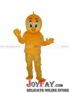 Chicks yellow Chicken Mascot Costume Fursuit