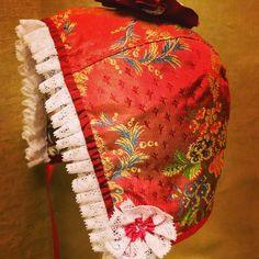 #staslig #bunad #håndverk #tradisjon #kultur #dåpslue #jentelue #barn #baby #silke #blonde #bomull #rosett #kurs #håndsøm #tradisjonelleteknikker