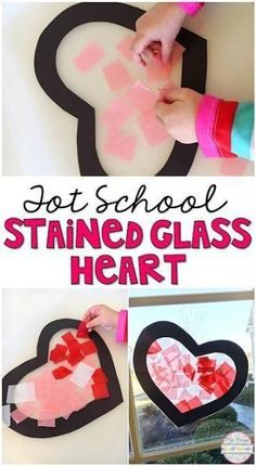 day manualidades New Holiday Art Preschool Valentines Day Ideas - Valentine crafts for kids - Preschool Valentine Crafts, Kinder Valentines, Valentine's Day Crafts For Kids, Valentine Theme, Valentines Day Activities, Classroom Crafts, Valentines Day Party, Kindergarten Classroom, Valentines Art For Kids