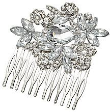 Stone and Cubic Zirconia Hair Slide