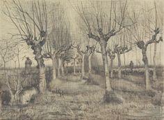 Kunstenaar in de natuur - Van Gogh Museum