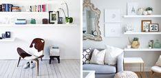 Ideas para decorar con la estantería Lack de Ikea - http://www.decoora.com/?p=30192