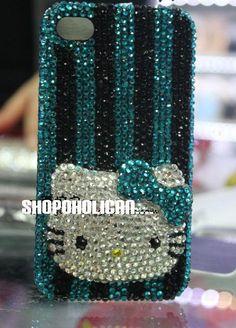 Turquoise+hello kitty= perfect!!!