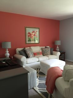 The color of the month is Guava! Guava tones are a match ...