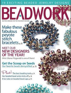 Beadwork February - March 2012
