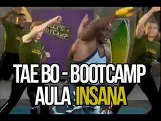 Aula Completa de Zumba Fitness / Tae Bo