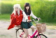 inuyasha cosplay tumblr - Pesquisa Google My friend just told me there is an Anime convention happening in the summer, anyone else going to a convention this year?