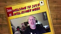 Will Eisner Week in Italy! Eisner's authorized biographer, Bob Andelman (Will Eisner: A Spirited Life), welcomes Italian comic book, graphic novel and fumetti fans to the celebration for the first time!! #WillEisnerWeek #comicbooks #comics #graphicnovels