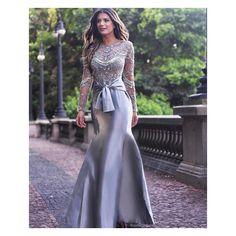 "114 Me gusta, 13 comentarios - MAISON D. por CAROL DEGANI (@maisondegani.rp) en Instagram: ""Time to shine ✨ @arianecanovas dress #PatriciaBonaldi #MaisonD #vestidos #vestidosdefesta"""