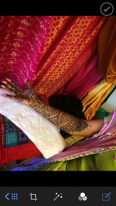 Bridal henna by Sonia's Henna Art