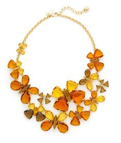 autumn--suuuuuper cute. I am in love with bib necklaces, but I think they are sooo heavy!