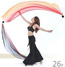 Belly Dance Accessories, Veils, Wings, Silk Fans, Jewelry, Zills, Veil Poi, Make-up - Belly Dance Digs