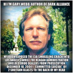 Gary Webb, Kill The Messenger https://en.wikipedia.org/wiki/Gary_Webb