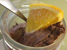 Gluten Free Dark Chocolate Ice Cream