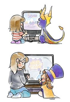 Jenna Brown on - Playstation - Ideas of Playstation - - 18 years ago I played my first platformer on my In 4 days my first platformer game releases on the Proud moment. Videogames, Best Crossover, Hollow Art, Unicorn Pictures, A Hat In Time, Cartoon Crossovers, Anime Furry, Fan Art, Video Game Art