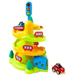 Colorful Toys for Toddler Development
