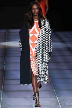 Fausto Puglisi Spring 2015 Ready-to-Wear Fashion Show - Leila Nda