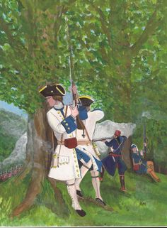 Flintlock and tomahawk: French forces - Ralph Mitchard