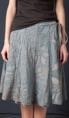Full Wrap Skirt