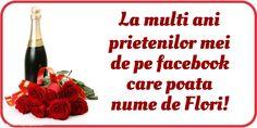 La multi ani prietenilor mei de pe facebook care poata nume de Flori! Clip Art, Beef, 8 Martie, Facebook, Meat, Steak, Pictures