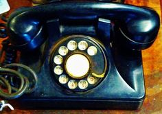 #phone #vintage #decor #home