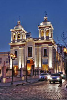 Convento e Iglesia San Francisco. Ciudad de Córdoba. Argentina