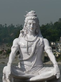 Shiva Meditation, Lord Shiva Statue, Shiva Tattoo Design, Mahakal Shiva, Lord Shiva Hd Wallpaper, Lord Shiva Family, Lord Shiva Painting, Lord Murugan, Lord Mahadev