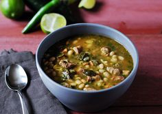 I could eat roasted Hatch chiles on anything—on burgers New Mexico-style, in salsa, and especially in chili alongside pork shoulder, poblanos and white beans.