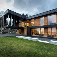 Villa Storingavika by Saunders Architecture Location: #Bergen #Norway by _archidesignhome_