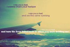 """Jet Lag"" ~ Simple Plan"