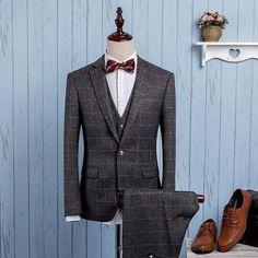 Just in: Men 3-Pieces Suit http://downtownmenswear.com/products/men-3-piece-suit?utm_campaign=crowdfire&utm_content=crowdfire&utm_medium=social&utm_source=pinterest