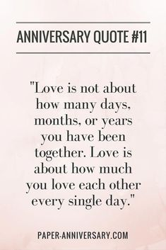 20 Perfect Anniversary Quotes for Him - Paper Anniversary by Anna V.