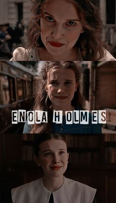 Holmes Movie, Really Good Movies, Series Movies, Tv Series, Stranger Things Funny, Enola Holmes, She Is Gorgeous, Millie Bobby Brown, Aesthetic Vintage